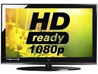 Logik 40 Inch FULL HD 1080P LCD TV, DIGITAL FREEVIEW, REMOTE. FULLY WORKING. BARGAIN. NO OFFERS