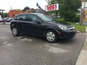 2008 Saturn Astra AUTO,97000KM,SAFETY+3YEARS WARRANTY INCLUDED