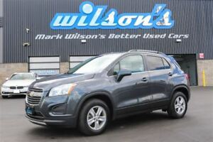 2016 Chevrolet Trax LT 1.4L TURBO AWD! $51/WK, 5.49% ZERO DOWN!