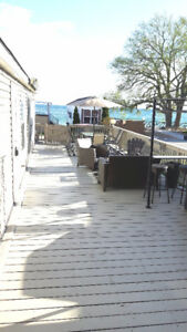 Cottage with Lakeview in Wyldewood Beach Sherkston Ontario