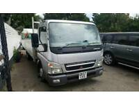 MITSUBISHI CANTER FUSO LONG BED 57REG