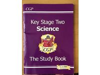 CGP key stage two learning books