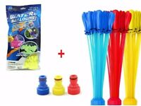 Kids 60 second water balloons pack of 100