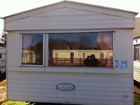 Delta Santana FREE UK DELIVERY 28x10 2 bedrooms pitched roof offsite over 100 statics for sale