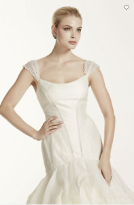 Zac Posen Wedding Dress Size 2 Never Worn