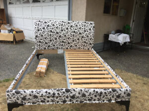 Ikea Vanvik queen Size bed frame with Delivery ob.o.