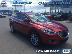 2015 Mazda CX-9 GT AWD  Mint condition 7 passenger luxury!