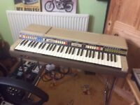 Gem Sprinter 61b Vintage Stage organ ish