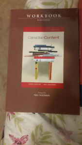 Canadian content / workbook 6th edition...