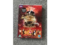 Strictly come dancing Lens grand finale dvd