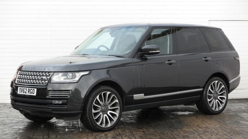 2012 Land Rover Range Rover 2012 62 Landrover Rangerover Autobiography 4.4 SDV8