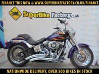 2012 62 HARLEY-DAVIDSON SOFTAIL FAT BOY FLSTF 1690