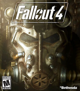 *FALLOUT 4 PS4* Excellent Condition