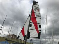 Topper 16S Catamaran with 16CX upgrade kit