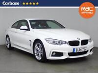 2014 BMW 4 SERIES 420i M Sport 2dr