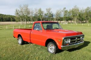 1972 GMC  Long Box