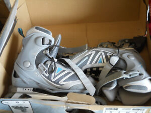 new mens size 10 roller blades still in the box $35