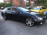 Mercedes CLS 3.0 CLS350d CDI Grand Edition 7G-Tronic (balck) 2009