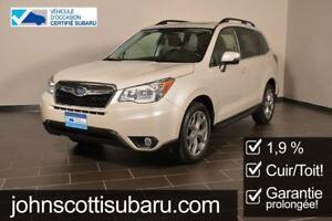 2015 Subaru Forester 2.5i Limited 1.9% Garantie