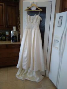 Paloma Blanca Wedding Dress size 12