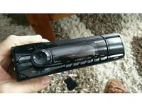 Sony dsx-a40ui car stereo player with usb aux in