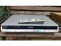 Recordable dvd player
