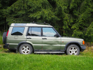 2000 Land Rover Discovery VUS