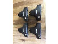 Thule 754 Foot Pods in great condition