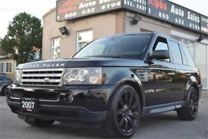 2007 Land Rover Range Rover Sport SC *NO ACCIDENTS* CERTIFIED!