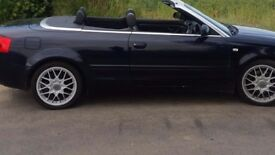 AUDI BBS 18 INCH RIMS WITH TYRES ALL 75% PLUS TREAD