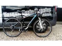🚲 Dawes Discovery X2 Gents Hybrid Bike - Fully Serviced