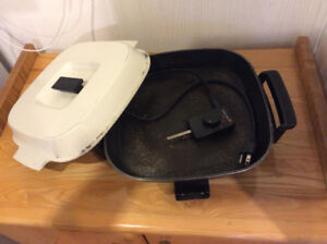 Electric frying pan for sale