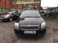 Toyota Avensis 1.8 VVT-i Colour Collection 5dr FULL SERVICE HISTORY,3 KEYS,