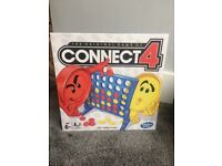 Connect 4 broad game still in packaging
