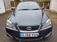 2006 LEXUS IS 220D DIESEL VERY GOOD RUNNER MOT N TAX