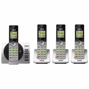 Téléphone répondeur Vteck 4 combinée neuf