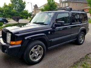 2006 Jeep Commander Trail Rated - CERTIFIED!