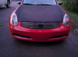 G35 coupe 4900$