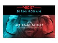 One entry to Velo Birmingham 2017.