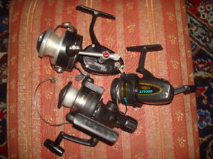 fishig reel 3 for one price