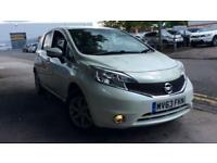 2013 Nissan Note 1.2 Acenta Premium 5dr (Safety Manual Petrol Hatchback