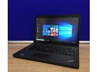 Lenovo Thinkpad T430s core i7 16gb ram