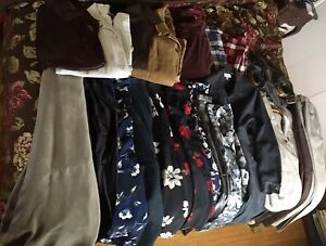 Women's clothing lot size 16-18