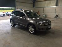 2013 Volkswagen Tiguan se bluetech 4 motion 2.0 tdi 1 owner pristine guaranteed cheapest in country