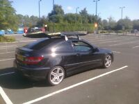 Roof bars for mercedes CLC