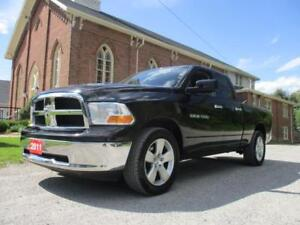 2011 Ram 1500 SLT - JUST IN! 4X4 SUPER CLEAN!!