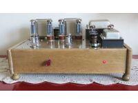 Mullard 5-20 Stereo Valve Amplifier