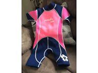 Kids wet/water/swim suit