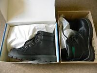 Work and Safety Boots SIZE 8 Tuf & PSF Terrain - NEW & BOXED