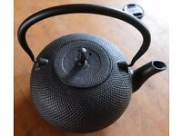 CHINESE STYLE METAL TEAPOT